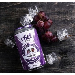 Жидкость Chill Purple Grape 60мл 3мг