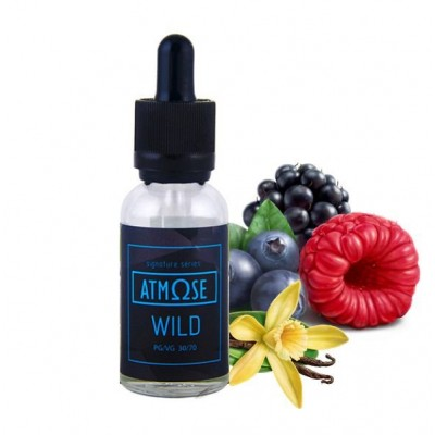 Жидкость для электронных сигарет Atmose Wild 30 мл 3мг