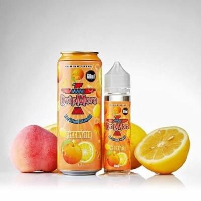 Жидкость DripMore - Peachy Tea 60мл 3мг