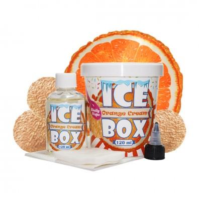 Жидкость Daily Vape Ice Box - Orange Cream 120мл 3мг