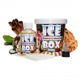 Жидкость Daily Vape Ice Box - Cinnamon biscuit 120мл 3мг
