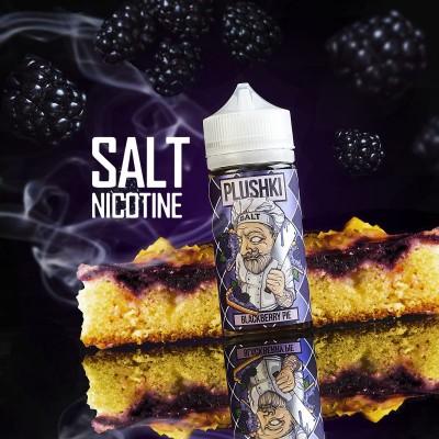 Жидкость Plushki Salt Blackberry Pie 100мл 3мг