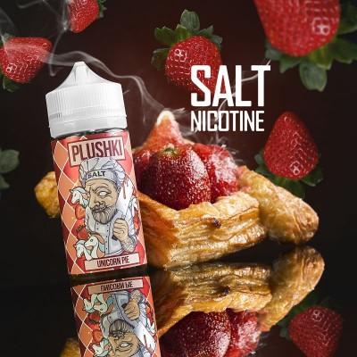 Жидкость Plushki Salt Unicorn Pie 100мл 3мг