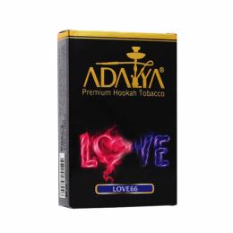 Табак для кальяна Adalya Love 66 (Адалия Лав 66) 50г