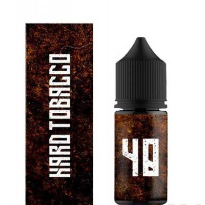 Жидкость Hard Salt Tobacco 30мл 40мг