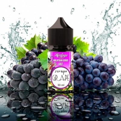 Жидкость Heritage Salt Rango Grape 30мл 35