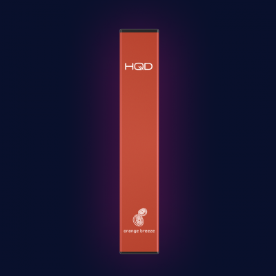 HQD Ultra Stick Orange Breeze (Апельсин) 1шт