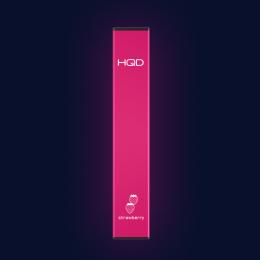 HQD Ultra Stick Strawberry (Клубника) 1шт