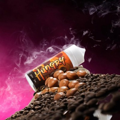 Жидкость Hungry Coffee Toffee 100мл 3мг