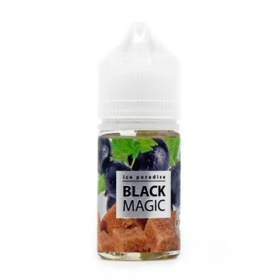 Жидкость Salt Ice Paradise Black Magic 30мл 45мг