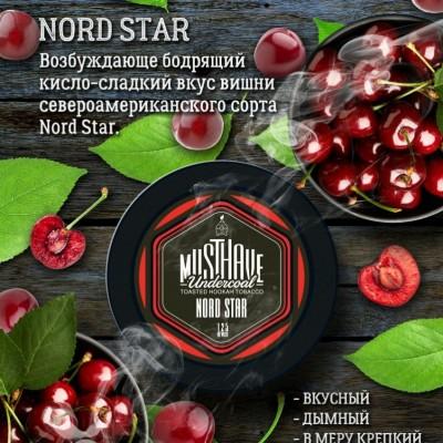 Табак Musthave Nord Star (Мастхев Северная Звезда) 25г