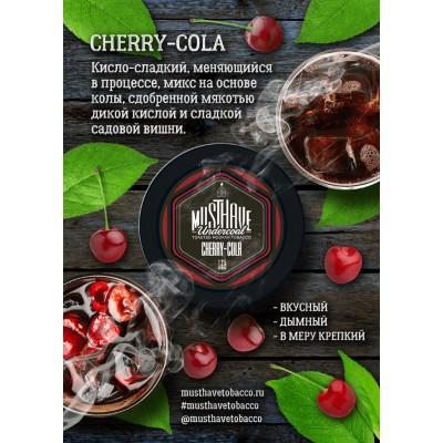 Табак Musthave Cherry-Cola (Мастхев Вишня-Кола) 25г