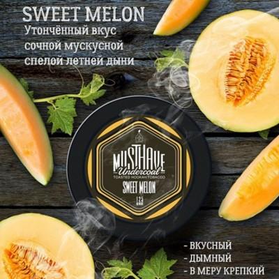 Табак Musthave Sweet Melon (Мастхев Сладкая Дыня) 25г