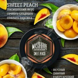 Табак для кальяна Musthave Sweet Peach 125г