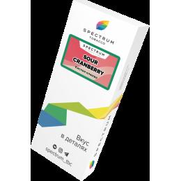 Табак Spectrum Sour Cranberry (Спектрум Клюква) 100г