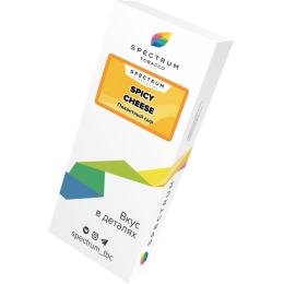 Табак Spectrum Spicy Cheese (Спектрум Пикантный сыр) 100г