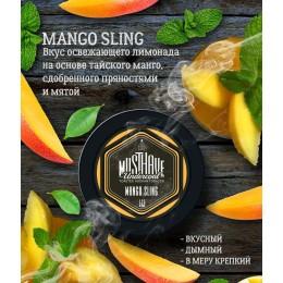Табак для кальяна Musthave Mango Sling 125г