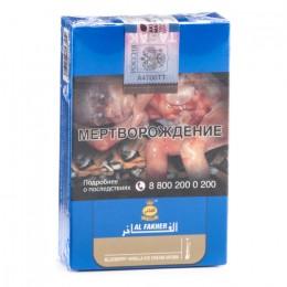 Табак для кальяна AL FAKHER Blueberry Vanilla Ice Cream (Аль Факер Черничное Мороженое) 50 г