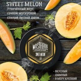 Табак для кальяна Musthave Sweet Melon 125г