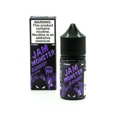 Жидкость SALT Jam Monster Blackberry 30мл 24