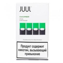 Картридж Juul Classic Cucumber 4шт 5.0