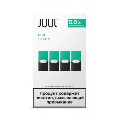 Картридж Juul Classic Mint 4шт 5.0
