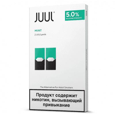 Картридж Juul Classic Mint 2шт 5.0