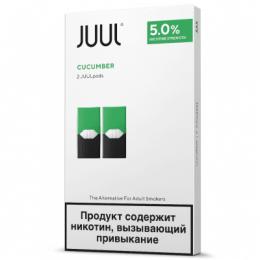 Картридж Juul Classic Cucumber 2шт 5.0
