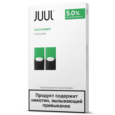 Картридж Juul Classic Cucumber / Картридж для Джул