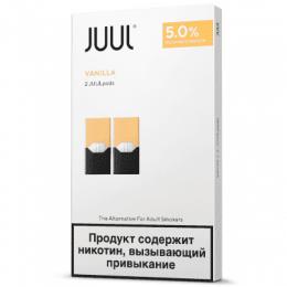 Картридж Juul Classic Vanilla 2шт 5.0