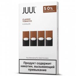 Картридж Juul Classic Tobacco 4шт 5.0
