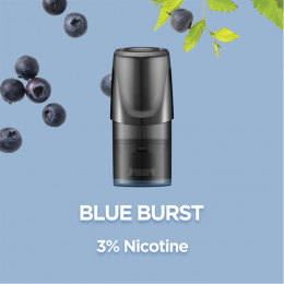 """Картридж RELX CLASSIC """"Blue Burst"""" 2мл 3%"""