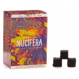 Уголь Nucifera 72шт (25*25мм)