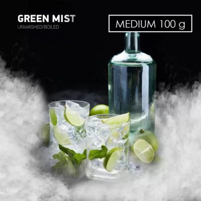 Табак для кальяна DARKSIDE Green Mist medium 100 г