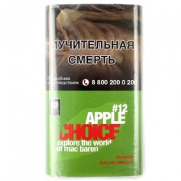 Сигаретный табак Mac Baren 'Apple Choice' (Мак Барен Яблоко) 40g