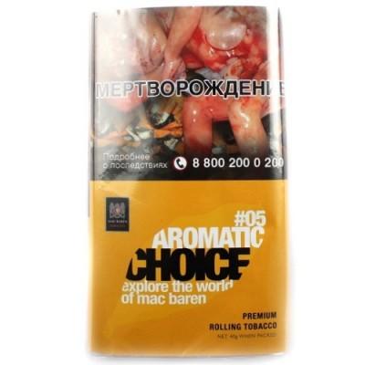Сигаретный табак Mac Baren 'Aromatic Choice (40 г)