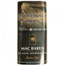 Табак трубочный Mac Baren Black Ambrosia 40г
