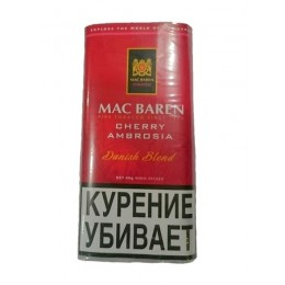 Табак трубочный Mac Baren Cherry Ambrosia 50г