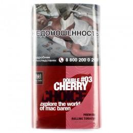 Сигаретный табак Mac Baren - Double Cherry Choice #237 (40 гр)