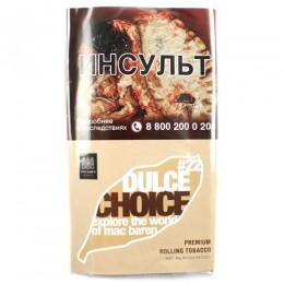 Сигаретный табак Mac Baren - Dulce Choice #22 (40 г)
