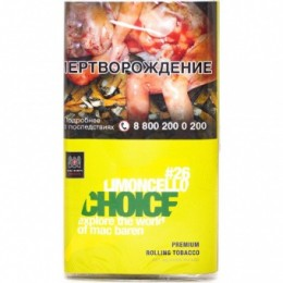 Сигаретный табак Mac Baren - Limoncello Choice #26 (40 г)