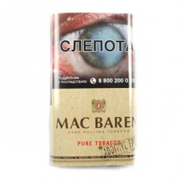 Сигаретный табак Mac Baren Pure Tobacco 40г