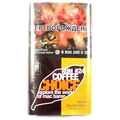 Сигаретный табак Mac Baren 'Rum Coffee Choice (40 г)