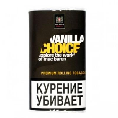 Сигаретный табак Mac Baren 'Vanilla Choice (40 г)