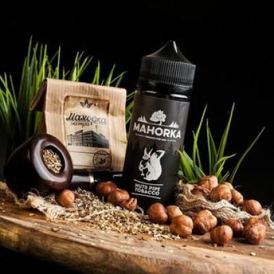 Жидкость Mahorka nuts pipe tobacco 120мл 6мг