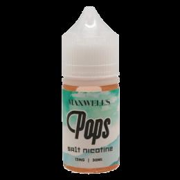 Жидкость Maxwells Salt Pops 30мл 12мг
