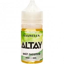 Жидкость Maxwells Altay Salt (Максвелс Алтай Солт) 30мл 20мг