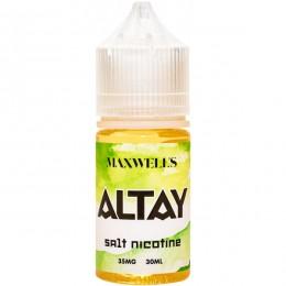 Жидкость Maxwells Altay Salt (Максвелс алтай Солт) 30мл 35мг