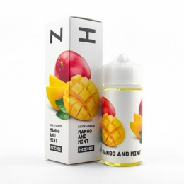 Жидкость NICE Mango and mint 100мл 3мг