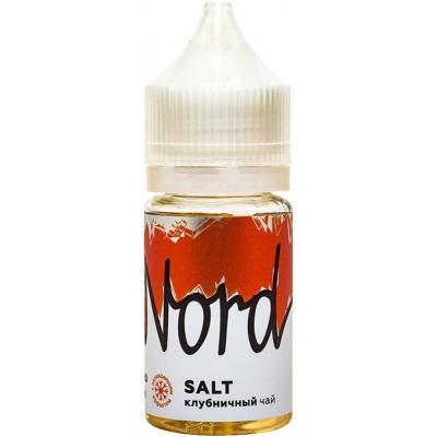 Жидкость Nord Salt Клубничный чай 30мл 36мг